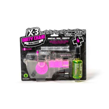 Aparato Muc-off X3 limpiador cadena + líquido (x-3 Dirty)