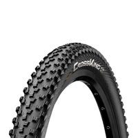 CUBIERTA CONTINENTAL CROSS-KING 29x2.30 SKIN RIGIDA NEGRO 58