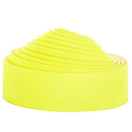 Cinta de manillar Bh amarillo fluor