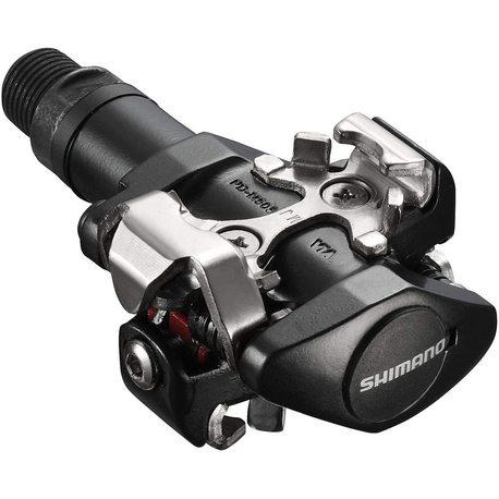 Pedales Shimano M-505 Spd Negro