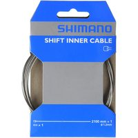 CABLE 10PZ CAMBIO 1,2X2100MM MTB-CTRA - 60098100