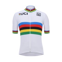 MAILLOT UCI WORLD CHAMPION SANTINI - RE94075CWORLD