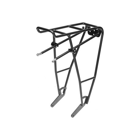 BLACKBURN PORTABULTOS GRID 1 REAR BLACK