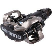 PEDALES SHIMANO M-520 SPD NEGRO - PDM520L
