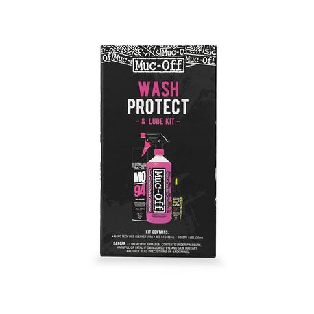 Kit Muc-off de lavado, protección y...