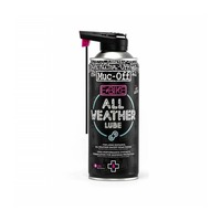 Spray Muc-off e-bike lubricante cadena 4 estaciones 400 ml