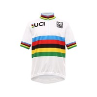 MAILLOT MANGA CORTA UCI WORLD CHAMPION NIÑO - RE942B14WC